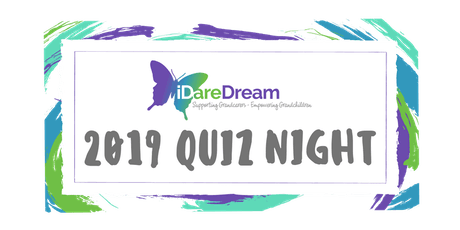 iDareDream's 2019 QUIZ NIGHT tickets