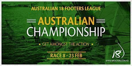 Australian Championship - Race 8 tickets