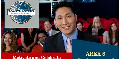 Area 8 Toastmasters Conference - Moreton Division tickets