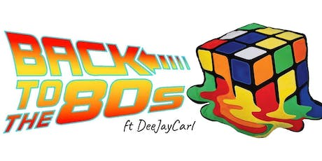 Back to the 80s (The BIG Event) tickets