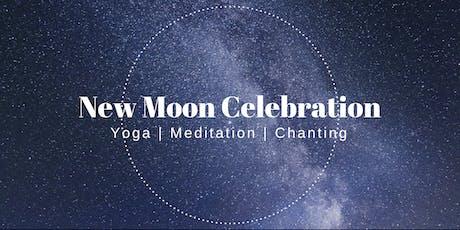 New Moon Celebration tickets