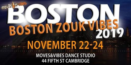 Boston Zouk Vibes Weekend