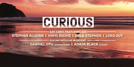 Curious 02.11.2019 tickets