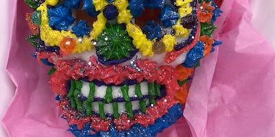 ***** Dias de los Muertos Sugar Skull Workshop