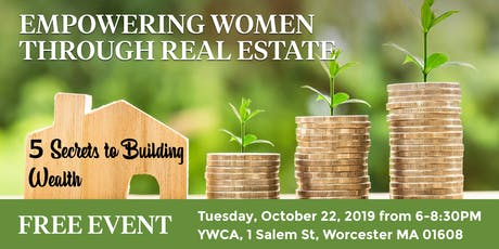 Empowering Women Through Real Estate tickets