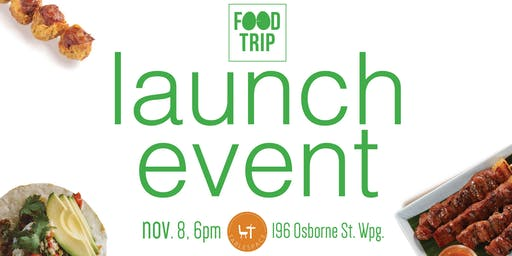 FOOD TRIP 2020 LAUNCH
