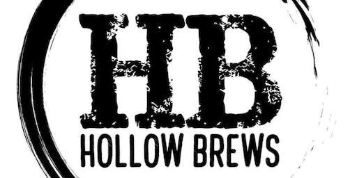 HOLLOW BREWS  Beer Pong Tournaments