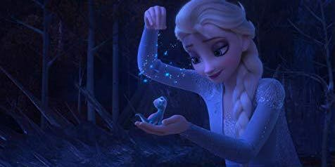 Frozen II Fundraiser