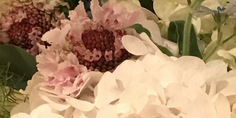 Shades of Pink: Floral Workshop tickets