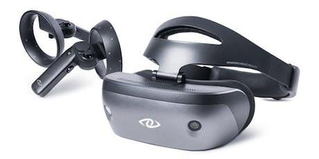 免費 - Windows Mixed Reality / VR 虛擬現實開發及設計工作坊(Cantonese Speaker) tickets