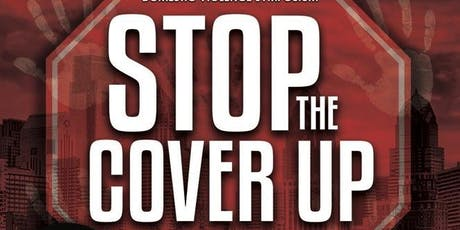 """Stop the Cover Up"" - A Domestic Violence Forum tickets"