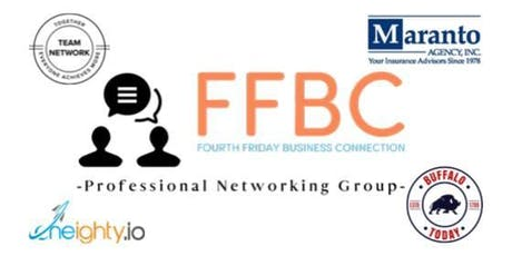 Fourth Friday Business Connections (FFBC) tickets