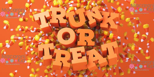 6th Annual Bowie Macaroni Kid Trunk or Treat