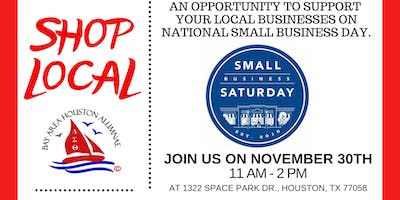 Small Business Saturday Pop-Up Shop