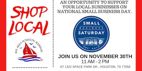 Small Business Saturday Pop-Up Shop tickets