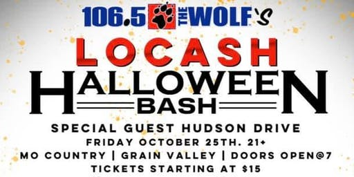 The Wolfs LOCASH Halloween Bash at Mo Country