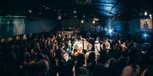 Art Battle London - November 6, 2019