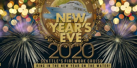 New Years Eve Fireworks Cruise 2020 tickets