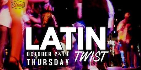 Latin Twist   DJ MAGIC tickets