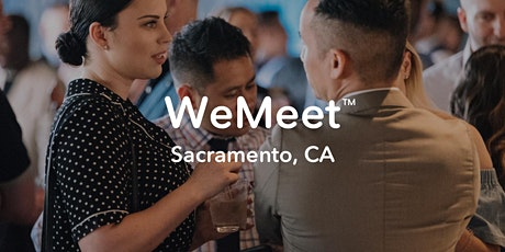 WeMeet Sacramento Networking & Social Mixer tickets