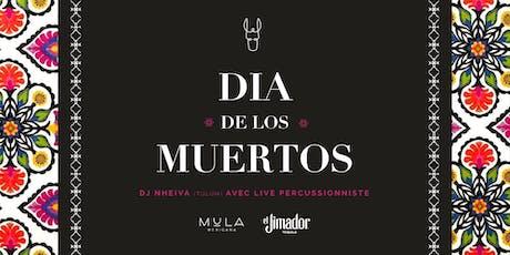 Dia de los Muertos Party with Dj. Nheiva billets