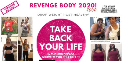 Revenge Body 2020 Weight Loss Challenge! (Atlantic City)