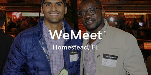 WeMeet Homestead Networking & Social Mixer