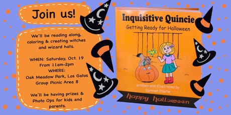 Getting Ready for Halloween Coloring Event tickets