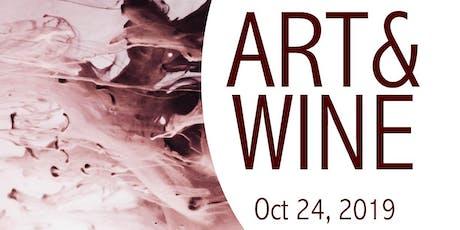 Art&Wine tickets