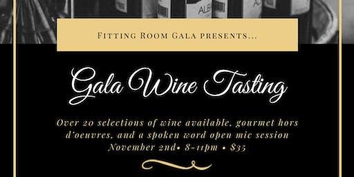 Gala Wine Tasting