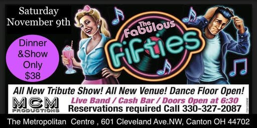 The Fabulous Fifties 50's Show