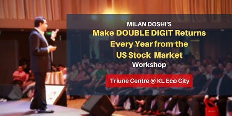Make DOUBLE DIGIT Returns Every Year from the US Stock Market tickets