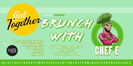 Brunch with Chef E tickets