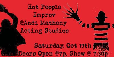 Hot People Horror Night