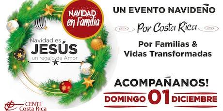 Nicoya - Navidad en Familia entradas