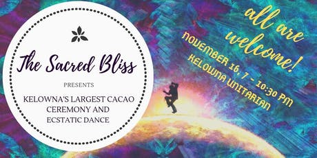 Sacred Bliss Cacao Event tickets