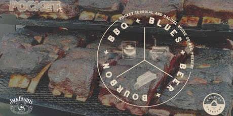 Bbq, Blues, Bourbon & Beer tickets