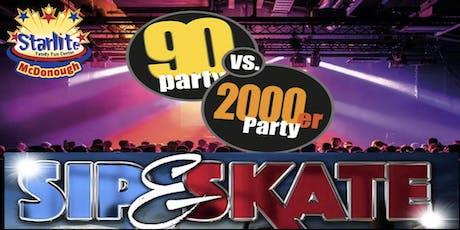 90's Vs 2000 Sip & Skate (Old School) tickets