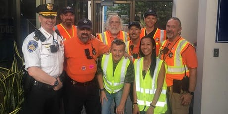 Castro Patrol - Volunteer Basic Training Class #070 tickets