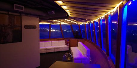 NYC Halloween HipHop vs Reggae Afterwork Yacht Party at Skyport Marina  tickets
