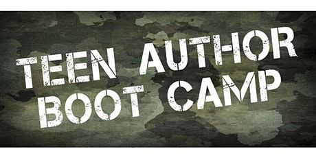 Teen Author Boot Camp 2020 tickets