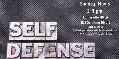 Women & Teens Self-Defense Class tickets