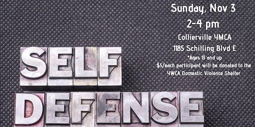 Women & Teens Self-Defense Class
