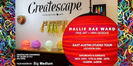 Hallie Rae Ward on EAST - Location #354 tickets