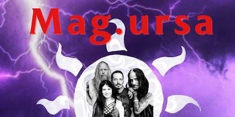 Mag ursa with Electric Phantom tickets
