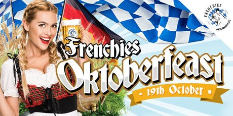 Frenchies Oktoberfeast tickets