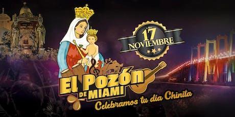EL POZÓN DE MIAMI tickets