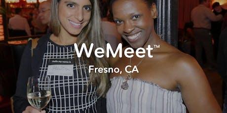 WeMeet Fresno Networking & Social Mixer tickets
