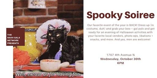 spooky soiree
