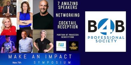 Make an Impact Symposium tickets